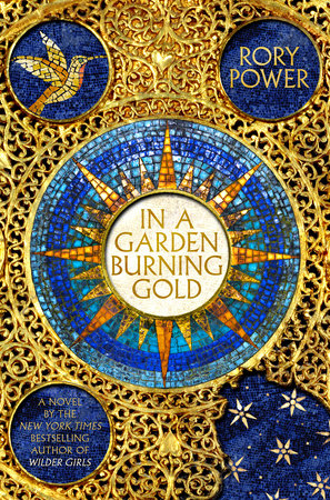 In a Garden Burning Gold by Rory Power