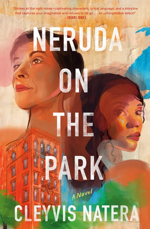 Neruda on the Park by Cleyvis Natera