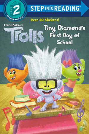 Tiny Diamond's First Day of School (DreamWorks Trolls)
