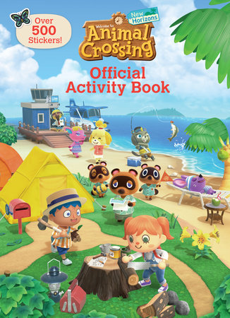 Animal Crossing New Horizons Official Activity Book (Nintendo) by Steve Foxe