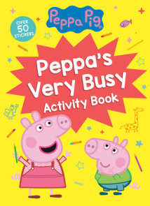 Peppa's Very Busy Activity Book (Peppa Pig)