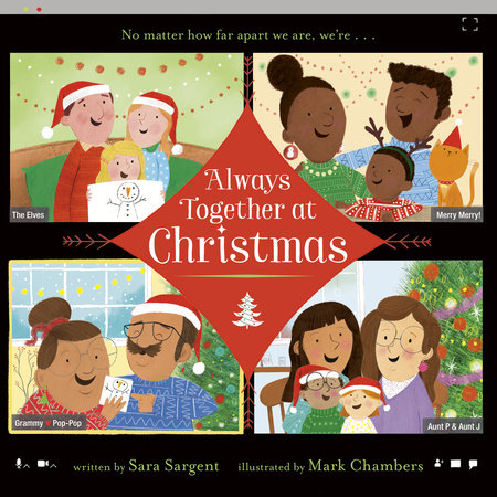 Always Together at Christmas by Sara Sargent