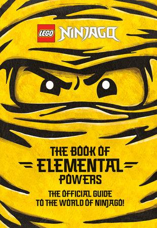 The Book of Elemental Powers (LEGO Ninjago) by Random House