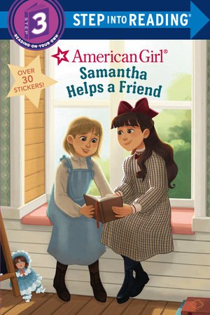 Samantha Helps a Friend (American Girl) by Rebecca Mallary