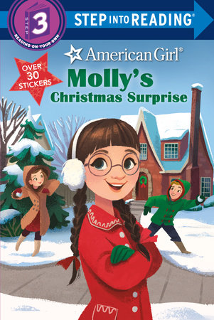 Molly's Christmas Surprise (American Girl) by Lauren Clauss