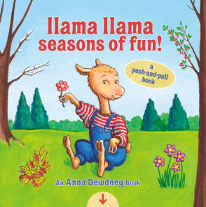 Llama Llama Seasons of Fun!: A Push-and-Pull Book