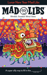 Lunar New Year Mad Libs