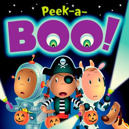 Peek-a-BOO by Mike Guaspari
