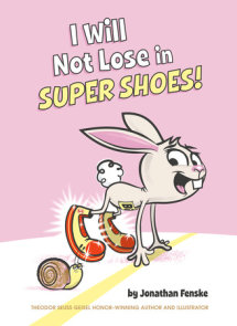I Will Not Lose in Super Shoes!