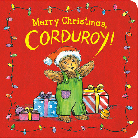 Merry Christmas, Corduroy! by