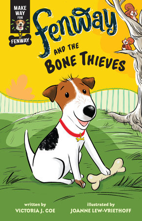 Fenway and the Bone Thieves by Victoria J. Coe
