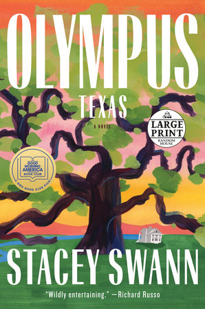 Olympus, Texas by Stacey Swann