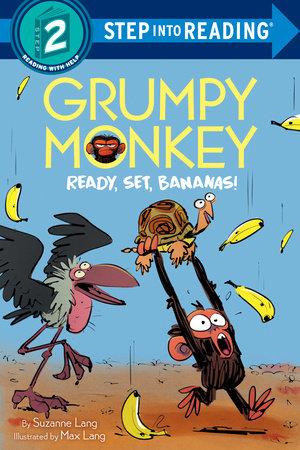 Grumpy Monkey Ready, Set, Bananas! by Suzanne Lang