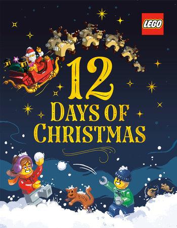 12 Days of Christmas (LEGO) by Random House
