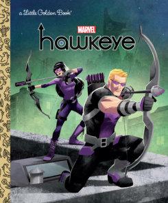 Hawkeye Little Golden Book (Marvel: Hawkeye)