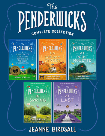 The Penderwicks Complete Collection by Jeanne Birdsall