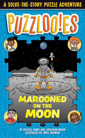Puzzlooies! Marooned on the Moon