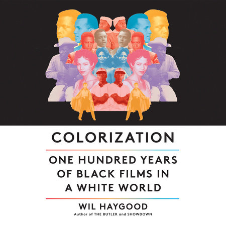 Colorization by Wil Haygood