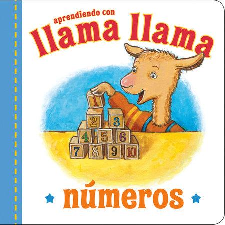 Llama Llama Numeros by Anna Dewdney