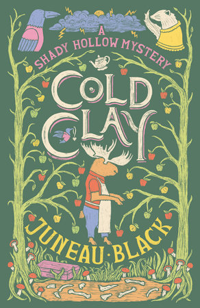 Cold Clay by Juneau Black
