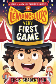 Mr. Lemoncello's Very First Game
