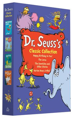 Dr. Seuss's Classic Collection by Dr. Seuss