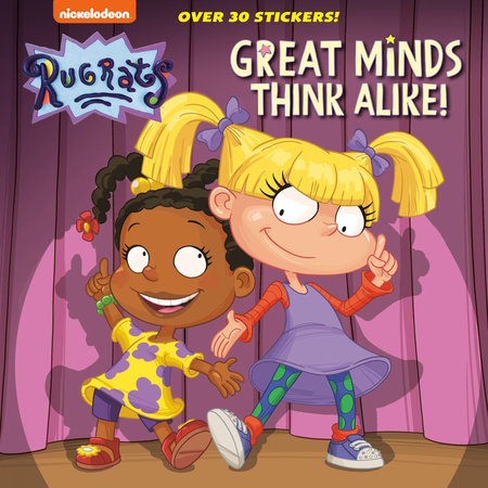 Great Minds Think Alike! (Rugrats) by Tex Huntley