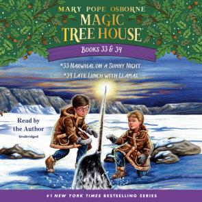 Magic Tree House: Books 33 & 34