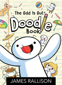 The Odd 1s Out Doodle Book