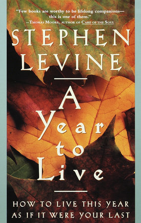 A Year to Live by Stephen Levine