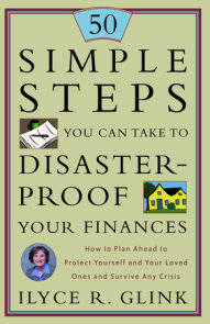50 Simple Steps You Can Take to Disaster-Proof Your Finances