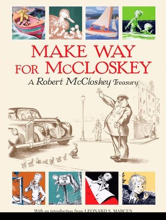 Make Way for McCloskey by Robert McCloskey