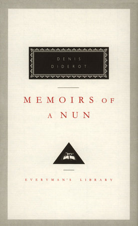 Memoirs of a Nun by Denis Diderot