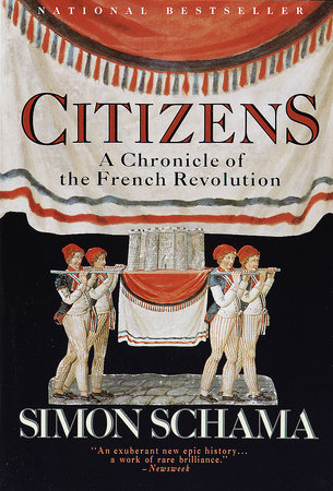 Citizens by Simon Schama