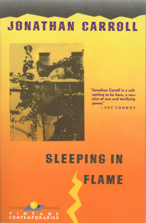 Sleeping in Flame by Jonathan Carroll