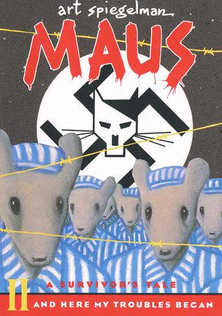 Maus II: A Survivor's Tale by Art Spiegelman
