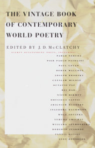 The Vintage Book of Contemporary World Poetry