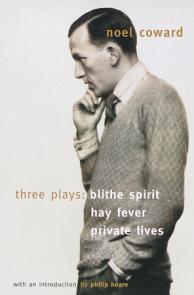 Blithe Spirit, Hay Fever, Private Lives
