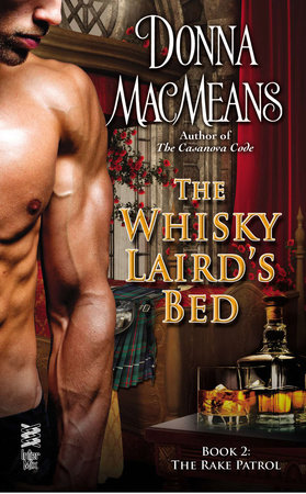 The Whisky Laird's Bed by Donna MacMeans