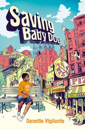 Saving Baby Doe by Danette Vigilante