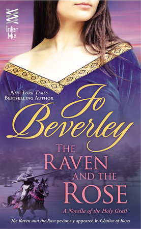 The Raven and the Rose by Jo Beverley