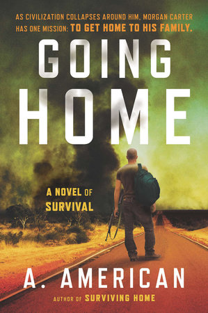 Going Home by A. American