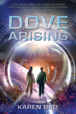 Dove Arising by Karen Bao