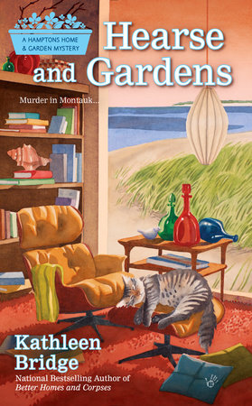 Hearse and Gardens by Kathleen Bridge