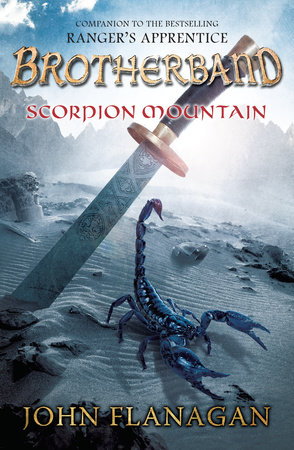 Scorpion Mountain by John Flanagan
