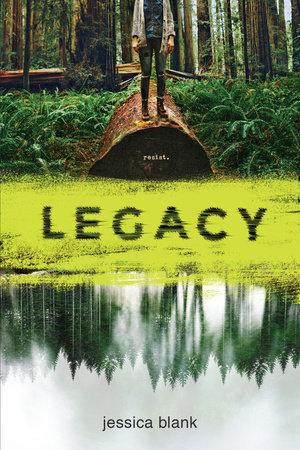 Legacy by Jessica Blank