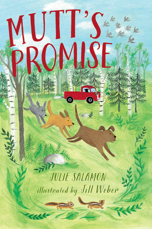 Mutt's Promise by Julie Salamon