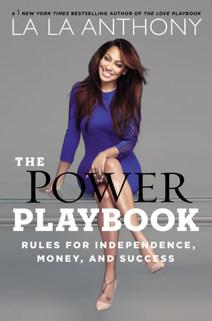 The Power Playbook by La La Anthony