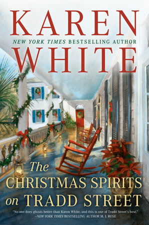 The Christmas Spirits on Tradd Street by Karen White