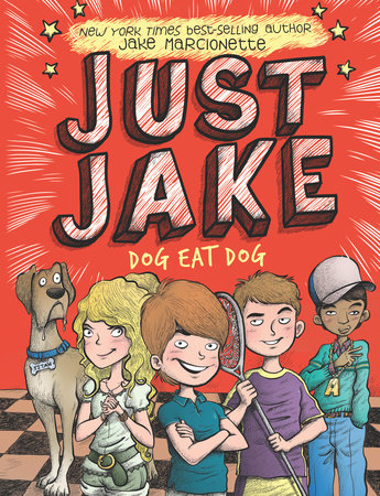 Just Jake: Dog Eat Dog #2 by Jake Marcionette
